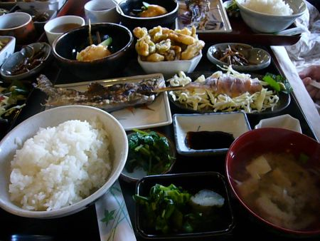 川魚、新鮮だからめっちゃ美味しい!!!.jpg
